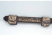 Патронташ с карманами на 44 патрона Премиум цвет 7, фото 1