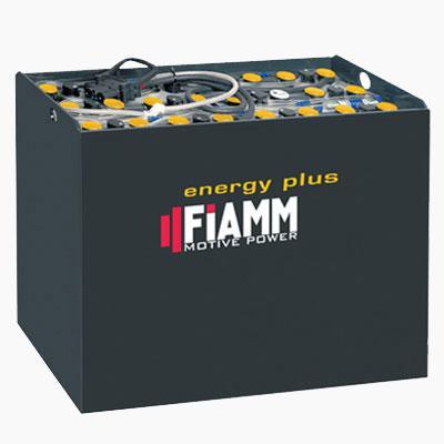 Тяговые аккумуляторы Fiamm Motive Power Energy Plus