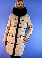 Пуховик женский, полу-пальто Symonder 1362 (S-2XL). DEIFY, PEERCAT, SYMONDER, DAMADER, DECENTLY