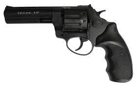 "Револьвер под патрон Флобера Stalker 4,5"" black"