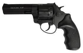 "Револьвер под патрон Флобера Stalker 4,5"" black, фото 2"