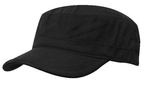 Кепка бейсболка Милитарка черная Headwear proffesional - 00648