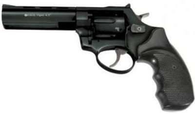 Револьвер под патрон Флобера Ekol Major Berg 4 5 Black, фото 2