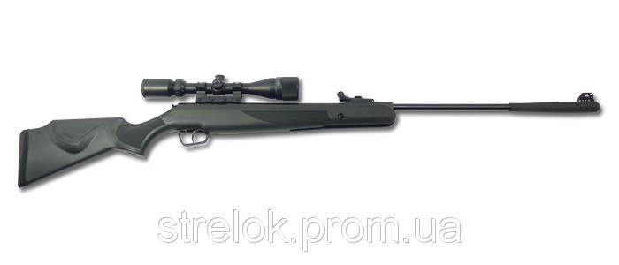 Пневматична гвинтівка Stoeger X50 SYNT Combo з прицілом 3-9х40АО, фото 2