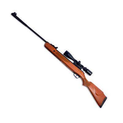 Пневматическая винтовка Stoeger X50 Wood Combo с прицелом 3-9х40АО, фото 2
