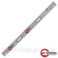 Правило-уровень 150 см, 2 капсулы, вертикальный и горизонтальный с ручками