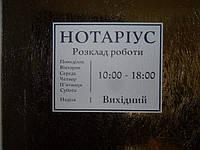 """Режим работы """"Нотариус""""."""