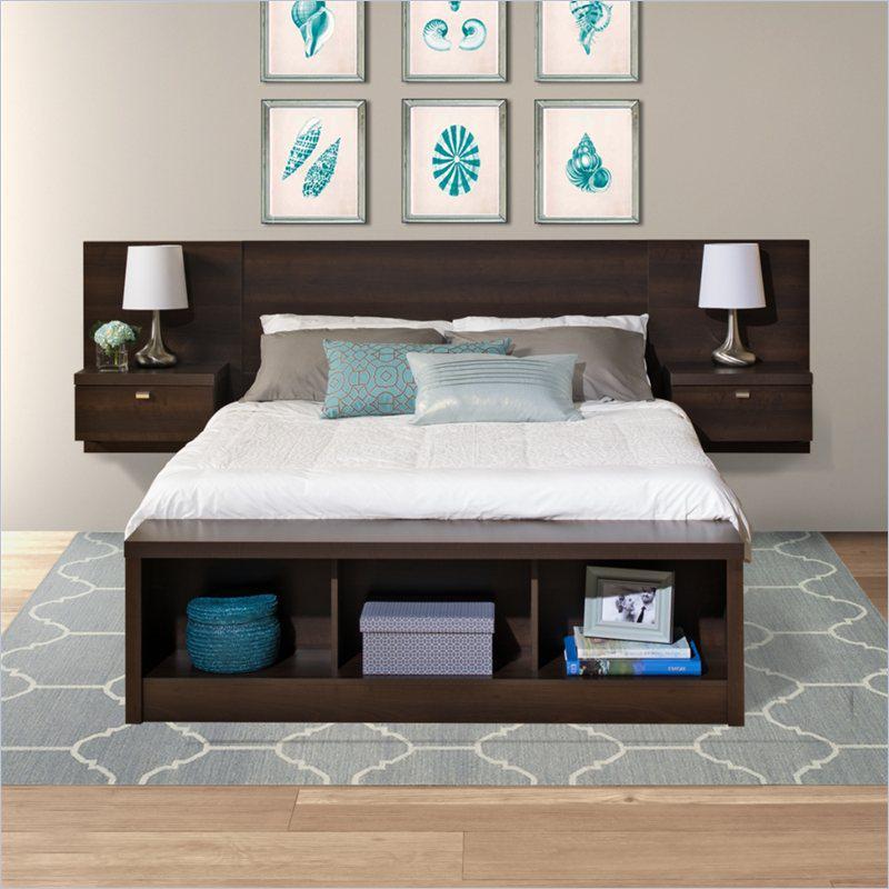 Двухспальная кровать из массива дерева