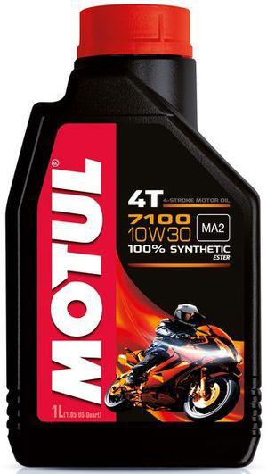 Моторное масло Motul 7100 4T 10W30 1L