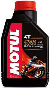 Моторне масло Motul 7100 4T 10W30 1L