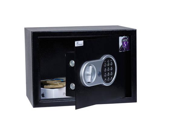 Мебельный сейф БС-25Е.9005, фото 2