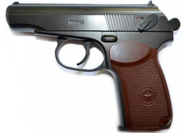 Пневматический пистолет Borner ПМ 49, фото 2