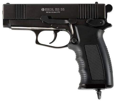 Пневматический пистолет Ekol ES 55, фото 2