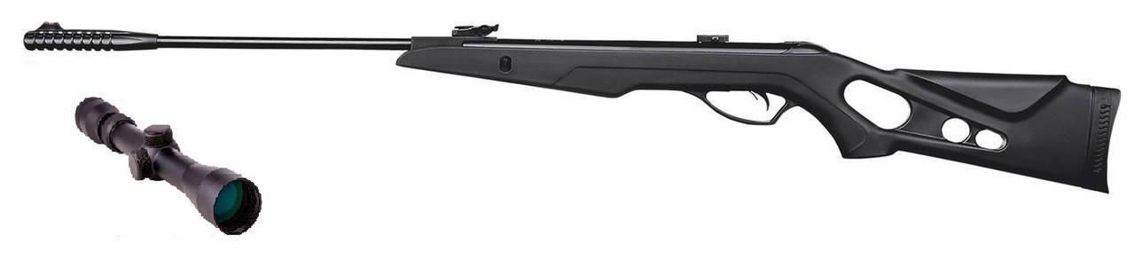 Пневматическая винтовка Kral 004 Gas Piston 3-9х32 Sniper AR, фото 2