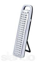 Аккумуляторный светодиодный светильник YJ 6828 на 66 диодов + на батарейках