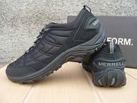 Кроссовки Merrell Ice Cap Moc II black & black