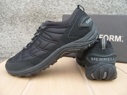 Кроссовки Merrell Ice Cap Moc II black   black  продажа c49e3f719a8de