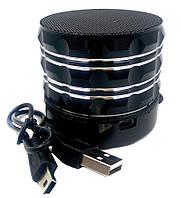 Радиоприемник колонка с Bluetooth S16 чёрная