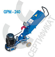 Шлифовально-полировальная машина кромочник Spectrum GPM-240 (МШ-240)