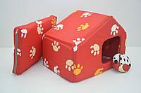 Домик для собак и котов Класик, фото 1
