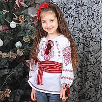 Вышиванка для девочки ОПТ (ручная робота, 5 лет), фото 1