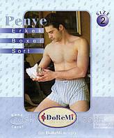 Мужские трусы семейные DoReMi размер 1, 2, 3, 4 Турция без пуговицы и ширинки ТМС-11, фото 1