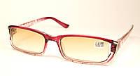Женские очки с тонированной линзой (9088 тон ф), фото 1