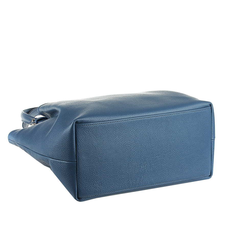 a65fb0851975 Сумка Assa 1022-8 кожаная голубая с пудровыми вставками, цена 2 391 грн.,  купить в Киеве — Prom.ua (ID#768515803)