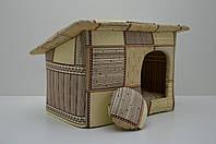 Домик Уют для котов и собак бязь, фото 1