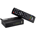TV тюнер Т2 приемник для цифрового ТВ, DVB-Т2 OP-207 Operasky, ТВ тюнер, T2 приставка, фото 3