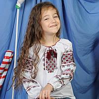 Вишиванка для дівчинки ОПТОМ (ручна робота, 5 років), фото 1