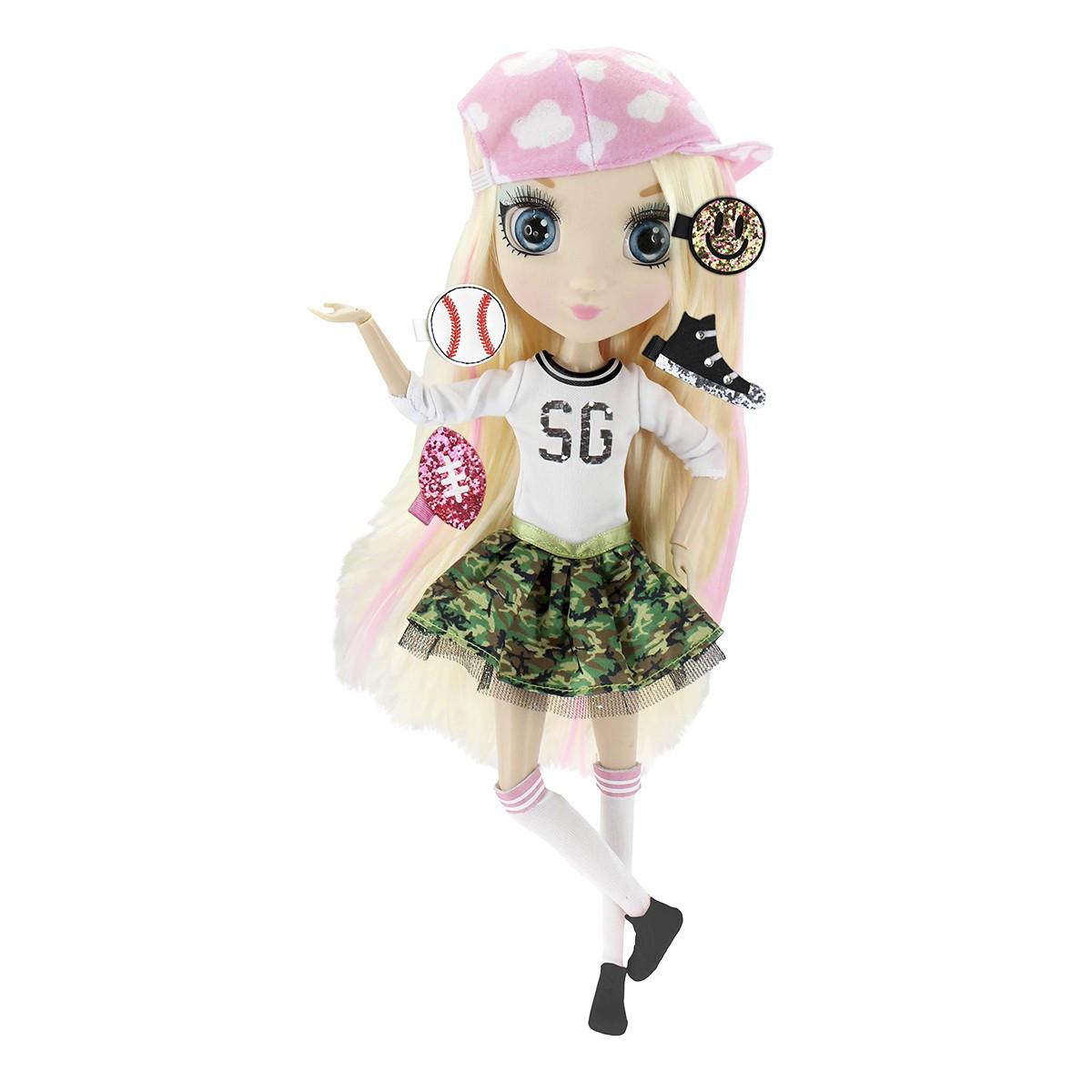 Кукла SHIBAJUKU S3 - МИКИ (33 см, 6 точек артикуляции, с аксессуарами)