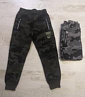 Спортивные брюки с начесом для мальчиков оптом, Mr.David, 98-128 рр., арт. CSQ-52159, фото 1