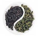 Черный и зеленый чай