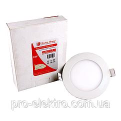 LED панелі EH-LMP-1271 кругла 4100К /Ø 120мм/6W/540Lm /120°