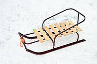 Санки поперечные (Водан), фото 1