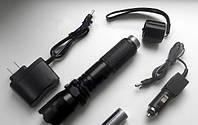 Электрошокер 1102 - шокер фонарик POLICE Scorpion