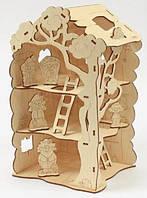 "Конструктор ""Дом-дерево"", Woody, фото 1"