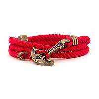 Браслет на руку с якорем Scarlet Sails