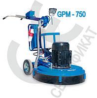 Шлифовально-полировальная машина Spektrum GPM-750 (МШ-750) шлифовальная