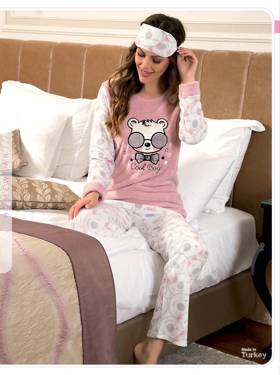 Супер НОВИНКА! Махровая пижама Турция