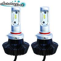 LED лампы в автомобиль. Лучшая альтернатива ксенону. LED фары ZES 2. Цоколь НB-3. 7-е поколение.
