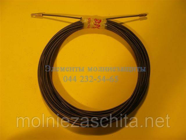 Зонд для протяжки кабеля