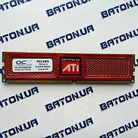 Игровая оперативная память OCZ ATI CrossFire DDR2 1Gb 800MHz PC2 6400U CL4 (OCZ2A8002GK), фото 1