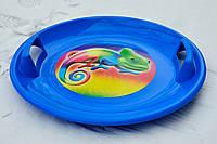 Тарелка Marmat синяя