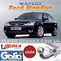 Фаркоп (прицепное) на Ford Mondeo (Форд Мондео), фото 1