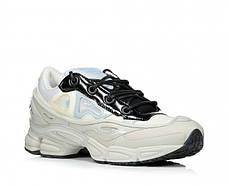 """Кроссовки  Adidas x Raf Simons Ozweego III """"Cream"""" (Кремовые), фото 3"""
