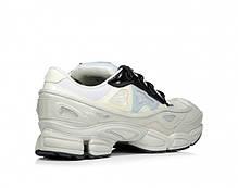 """Кроссовки  Adidas x Raf Simons Ozweego III """"Cream"""" (Кремовые), фото 2"""