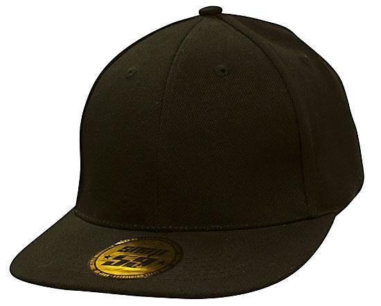 Кепка бейсболка Snapback черная Headwear proffesional - 00655