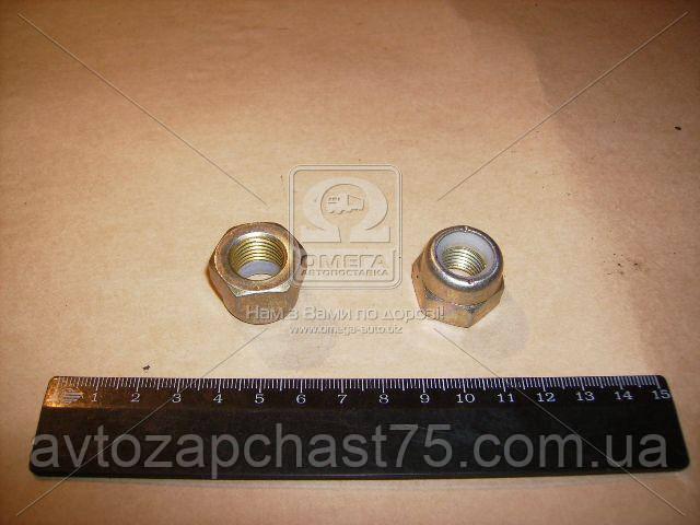 Гайка шаровой Ваз 2101-2107, М14х1,5 (комплект 10 штук) производитель Белебей, Россия
